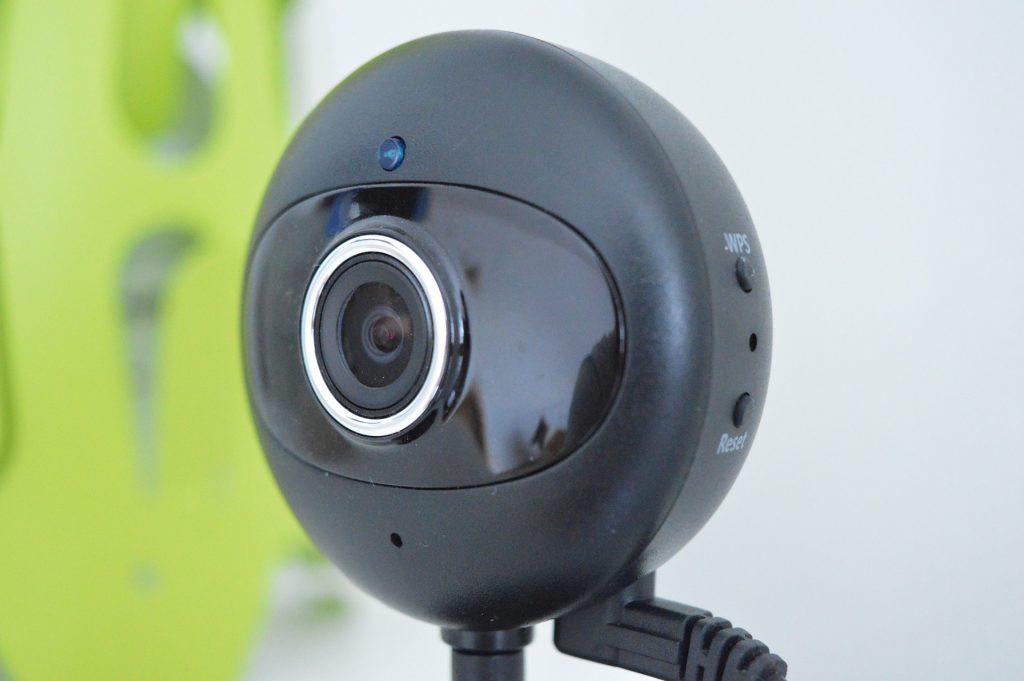Webcam mit IP Funktion zur Überwachung